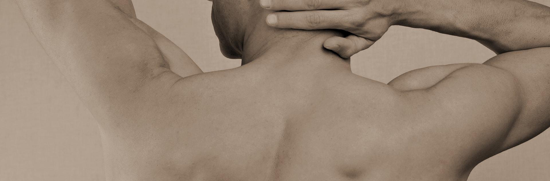Epilazione permanente del corpo