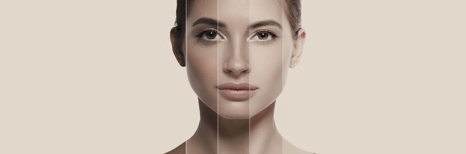 Trattamenti dermatologici del centro medico Doctor Charme