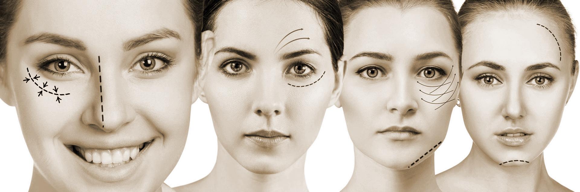 Doctor Charme esegue operazioni di Blefaroplastica, l'intervento di chirurgia estetica del volto che elimina borse, occhiaie e pelle in eccesso.